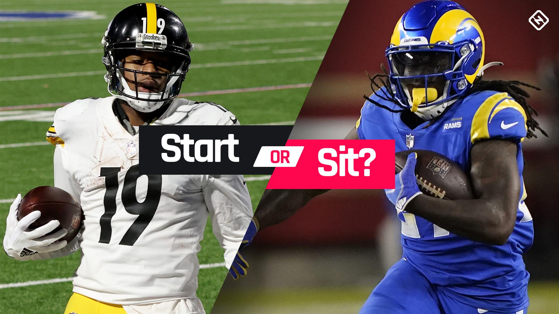 Fantasy Football Start 'Em Sit 'Em: Week 16 lineup advice, matchups, DFS picks