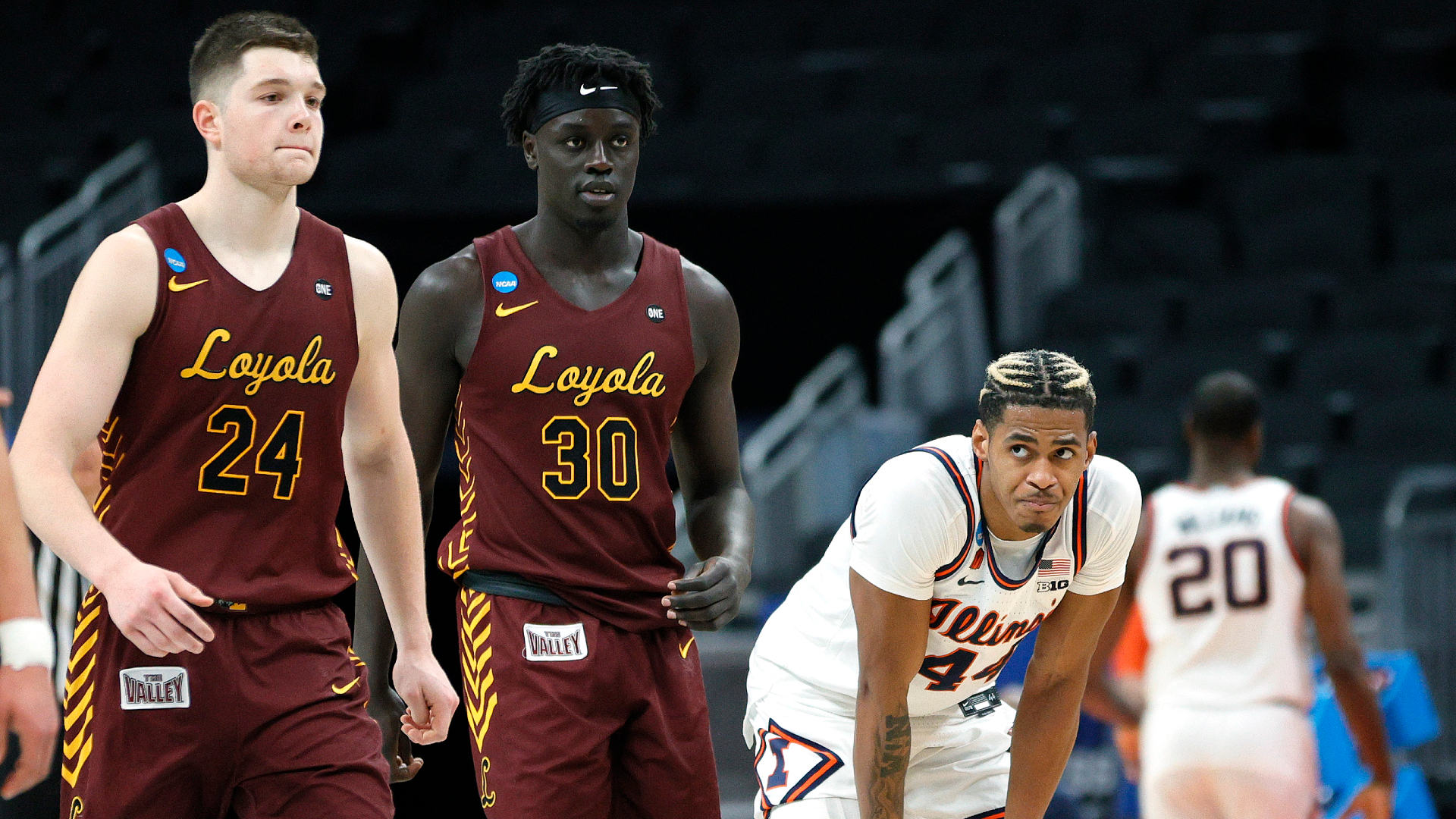 Committee's seeding decision didn't eliminate 1-seed Illinois from March Madness — Loyola did