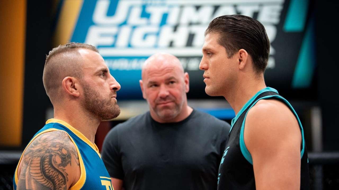 Alexander Volkanovski vs. Brian Ortega
