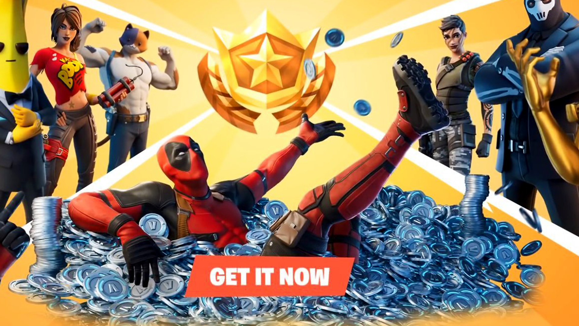 Deadpool is in Fortnite! How to unlock skin from Season 2 ...
