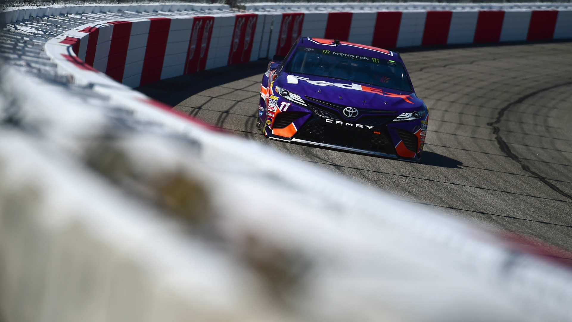Which channel is NASCAR today?  TV schedule, Richmond race start time