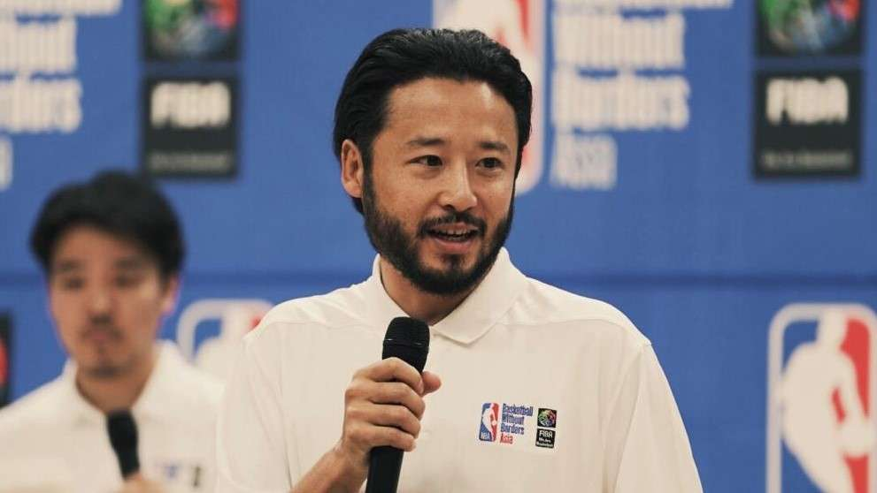 Basketball without Boarders Asia (Tokyo) 2019 Day 1 Yuta Tabuse 田臥勇太