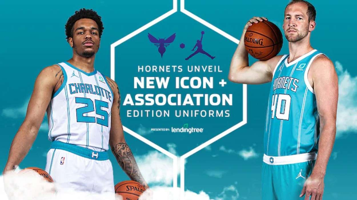 Charlotte Hornets uniforms 2020-21 NBA season