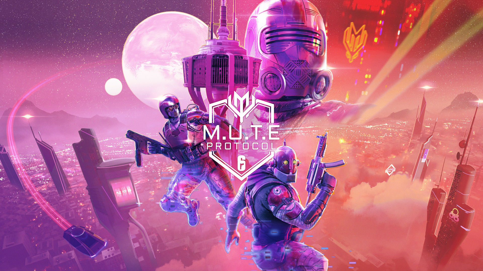 Rainbow Six Siege Mute Protocol invisible glitch: What to know about event, invisibility