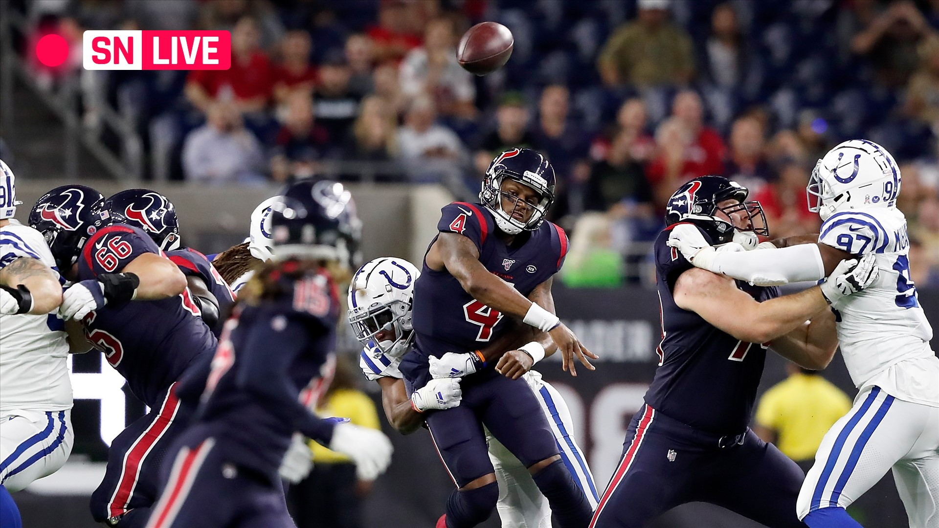Colts Vs Texans Final Score Houston Improves Playoff Stock With Win Over Rival Sporting News