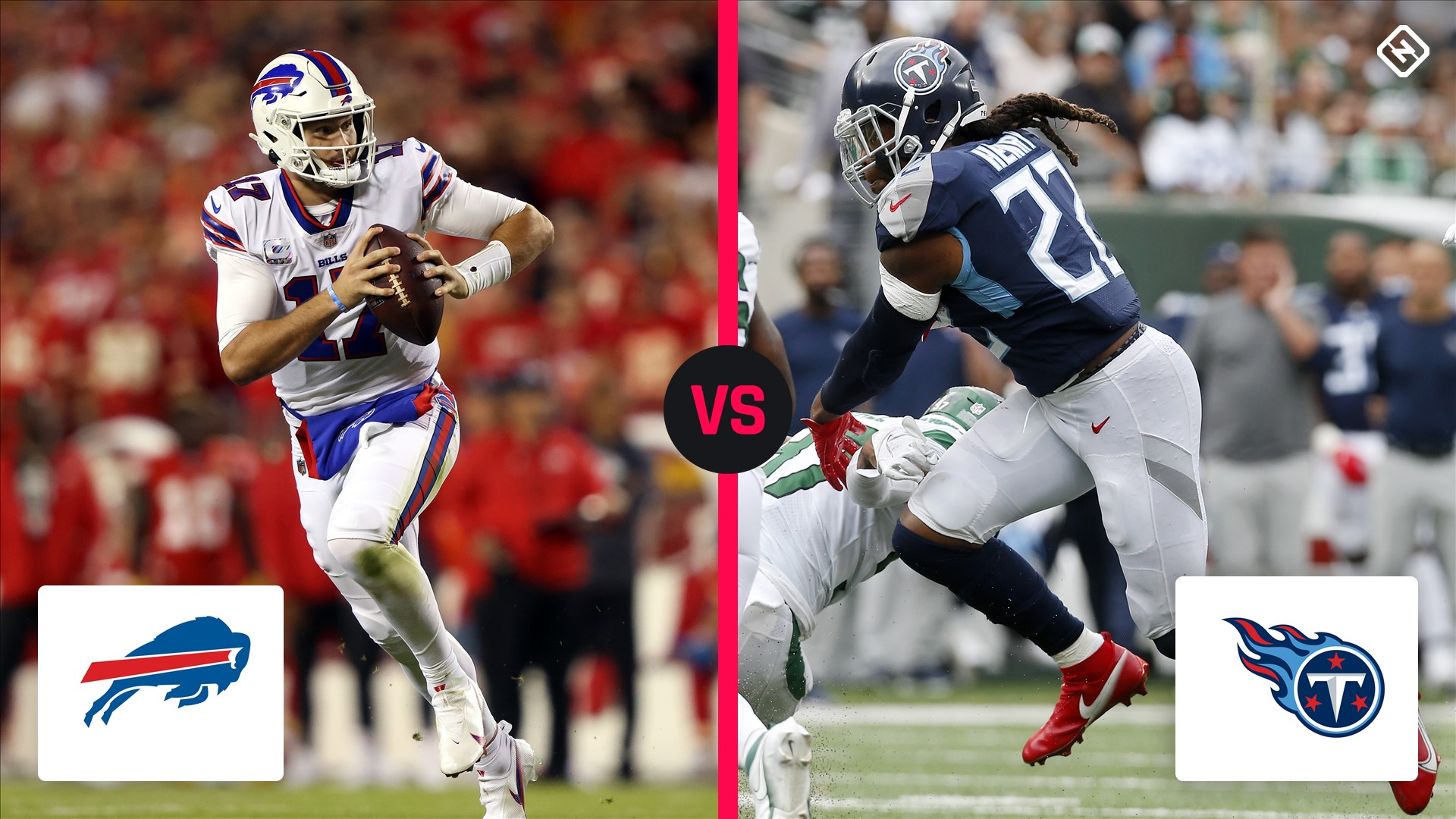 Bills vs. Titans final score, result: Derrick Henry, timely defense lead to Tennessee 'Monday Night Football' win