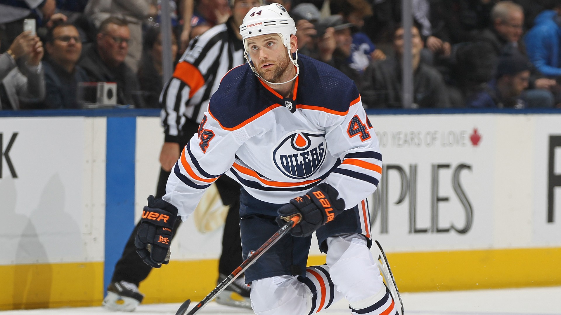 Oilers' Zack Kassian receives seven-game suspension after kicking opponent with skate
