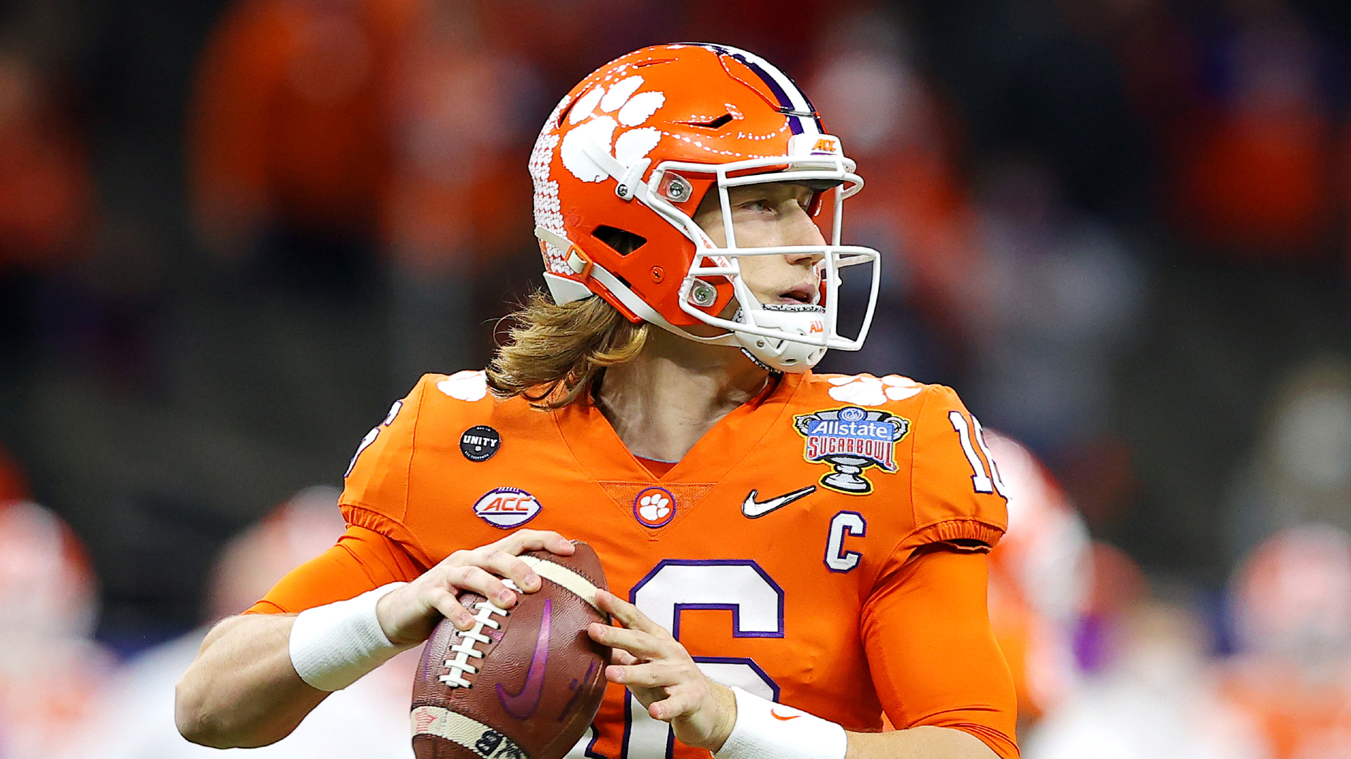 """Trevor Lawrence refers to """"misreadings"""" about motivation to play football"""