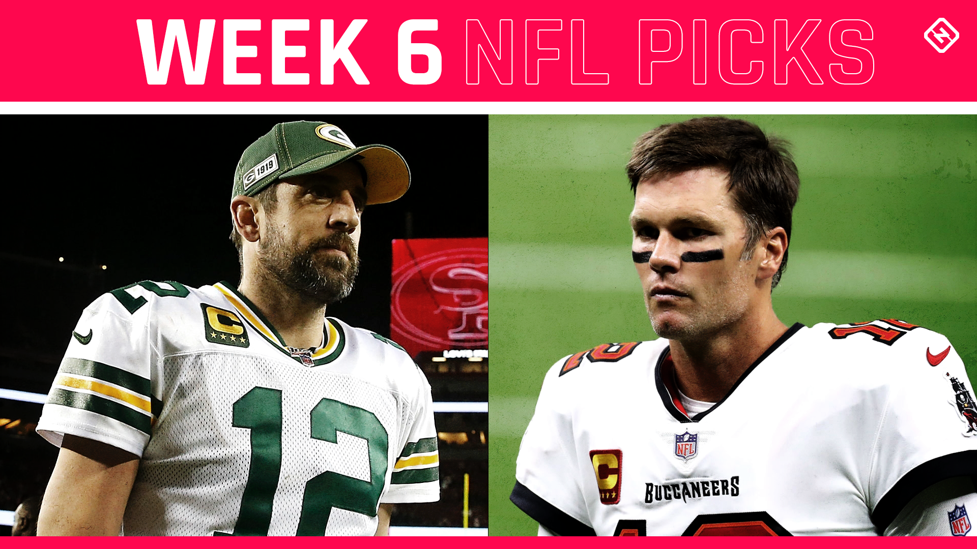NFL picks, predictions against spread Week 6: Buccaneers take down Packers; Cowboys, Bears win again