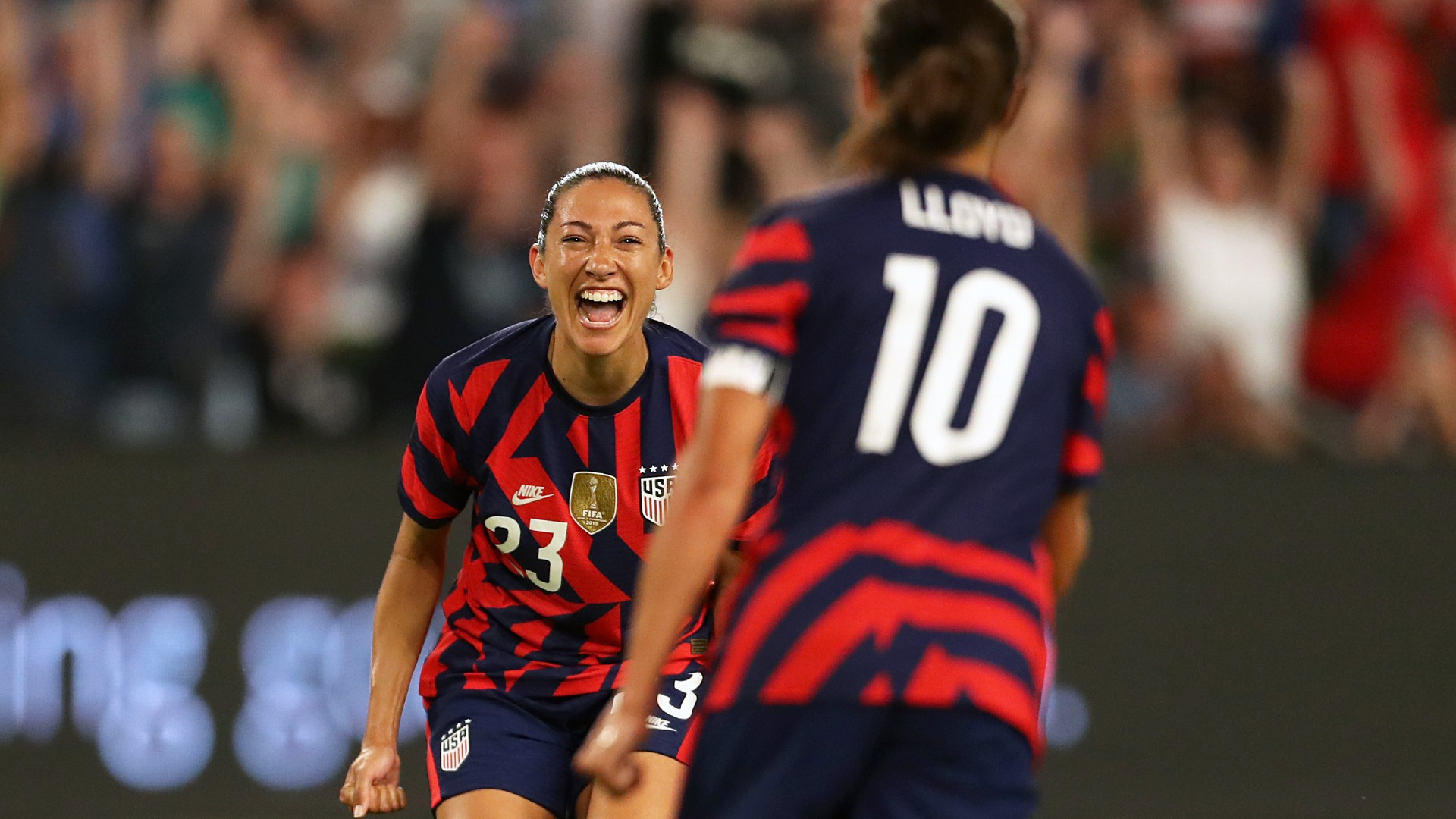 USWNT vs. Nigeria: Four Things We Learned From Last USA Win