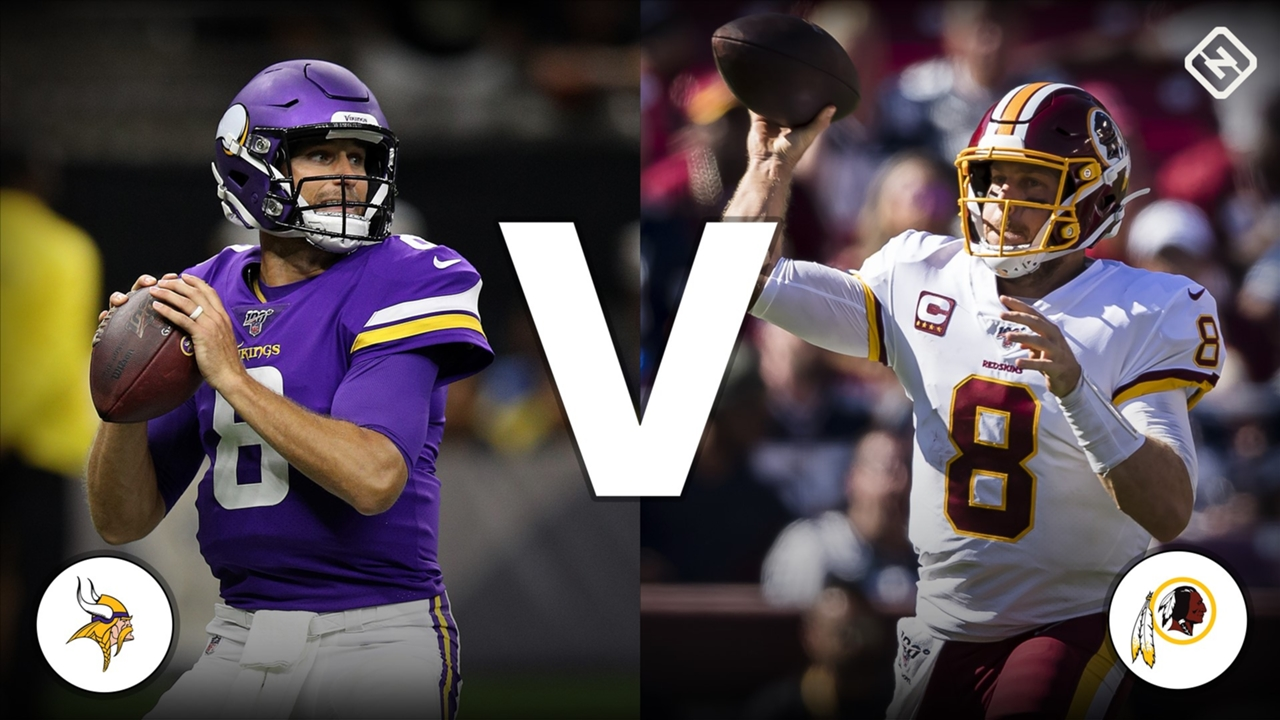 Redskins vikings betting preview goal total supply of bitcoins price