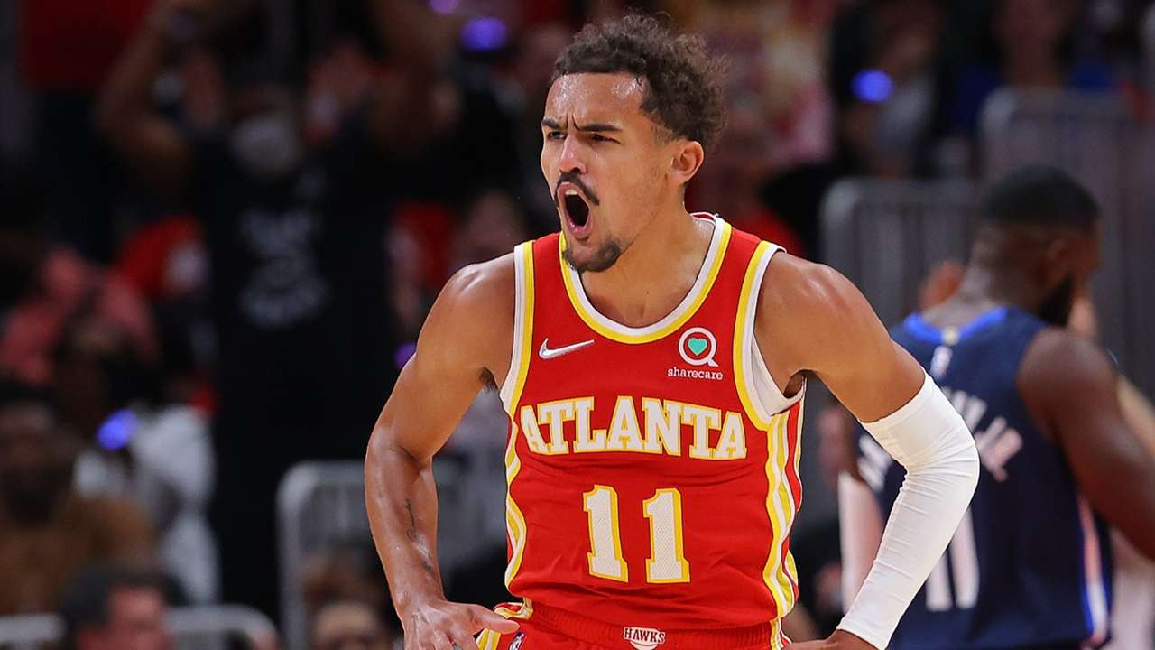 Trae Young and the Atlanta Hawks got the season off to a hot start with a big win over Dallas