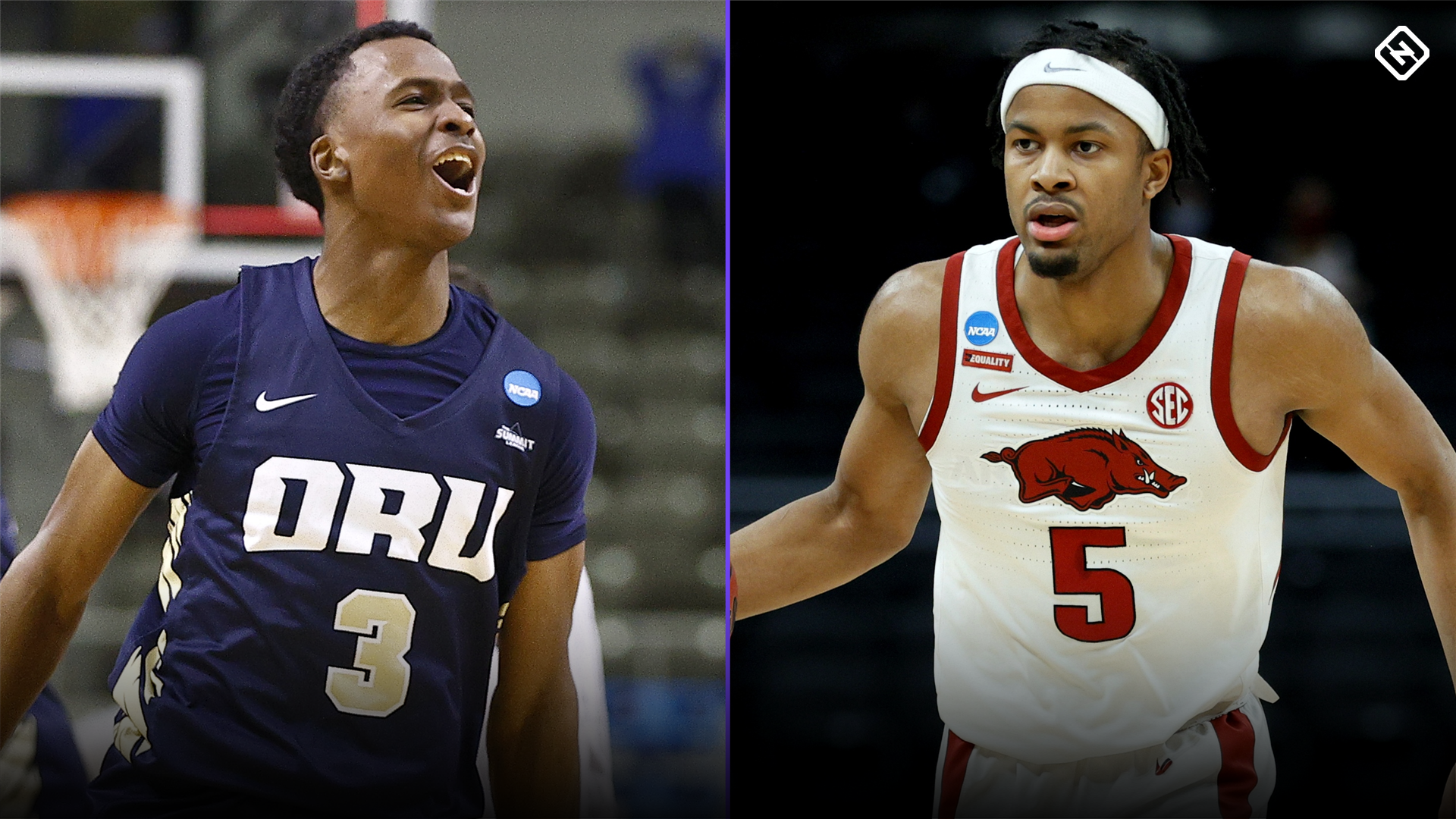 Arkansas vs. Oral Roberts odds, picks, predictions for March Madness Sweet 16 game