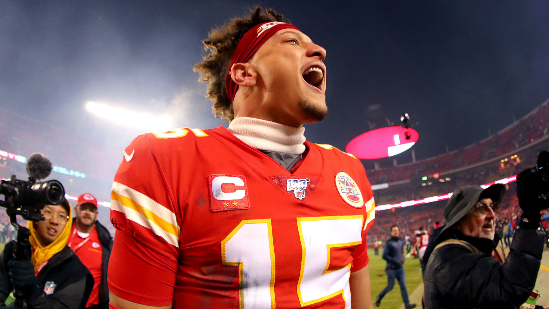 All of the ridiculous stats from Chiefs' stunning comeback win over Texans in divisional playoffs