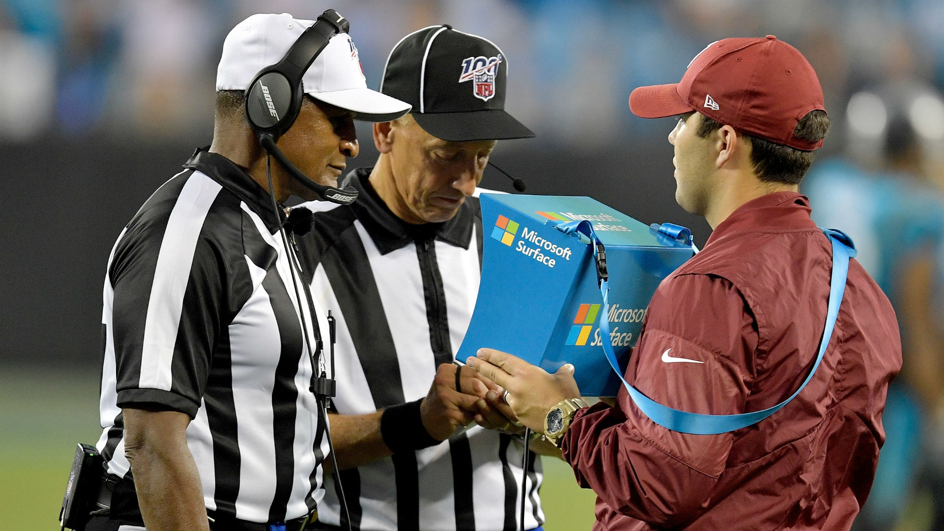 NFL referee assignments Week 12: Who are the officials for every game this week?