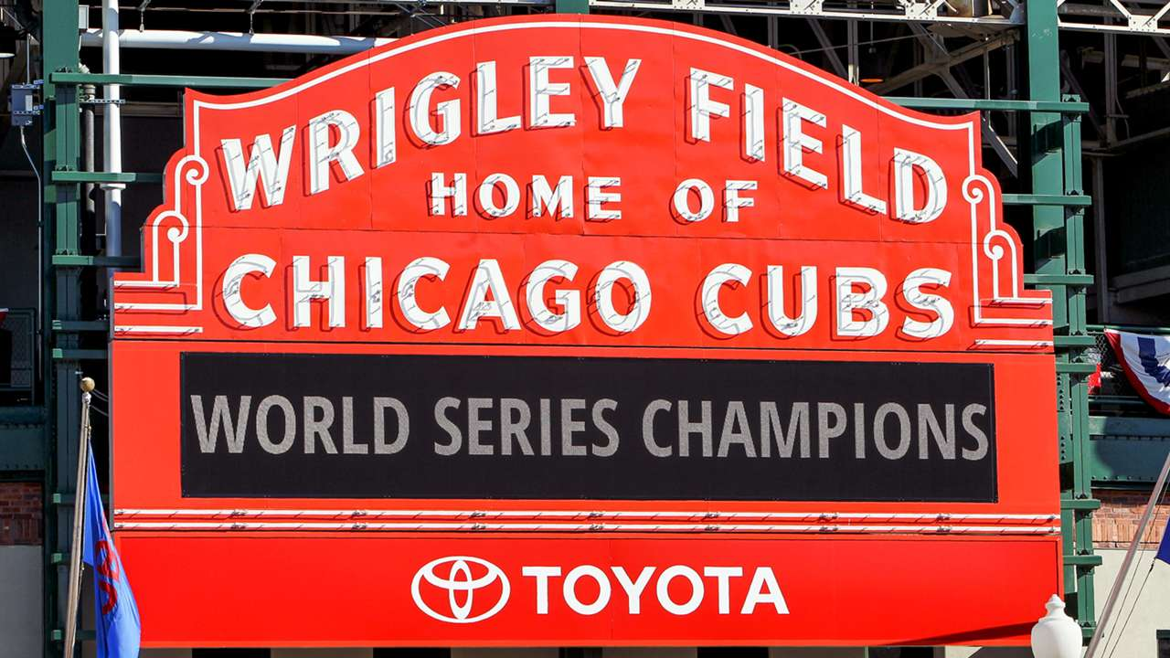 Chicago Cubs World Series victory parade