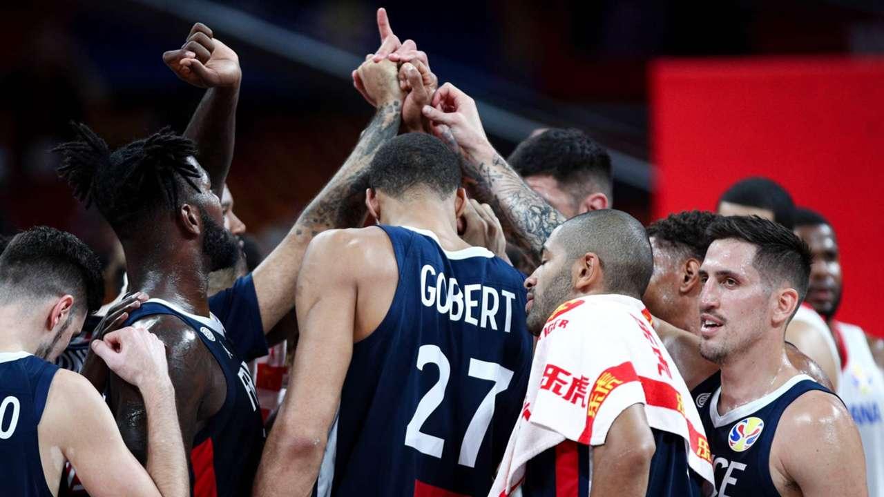 France FIBA World Cup 2019