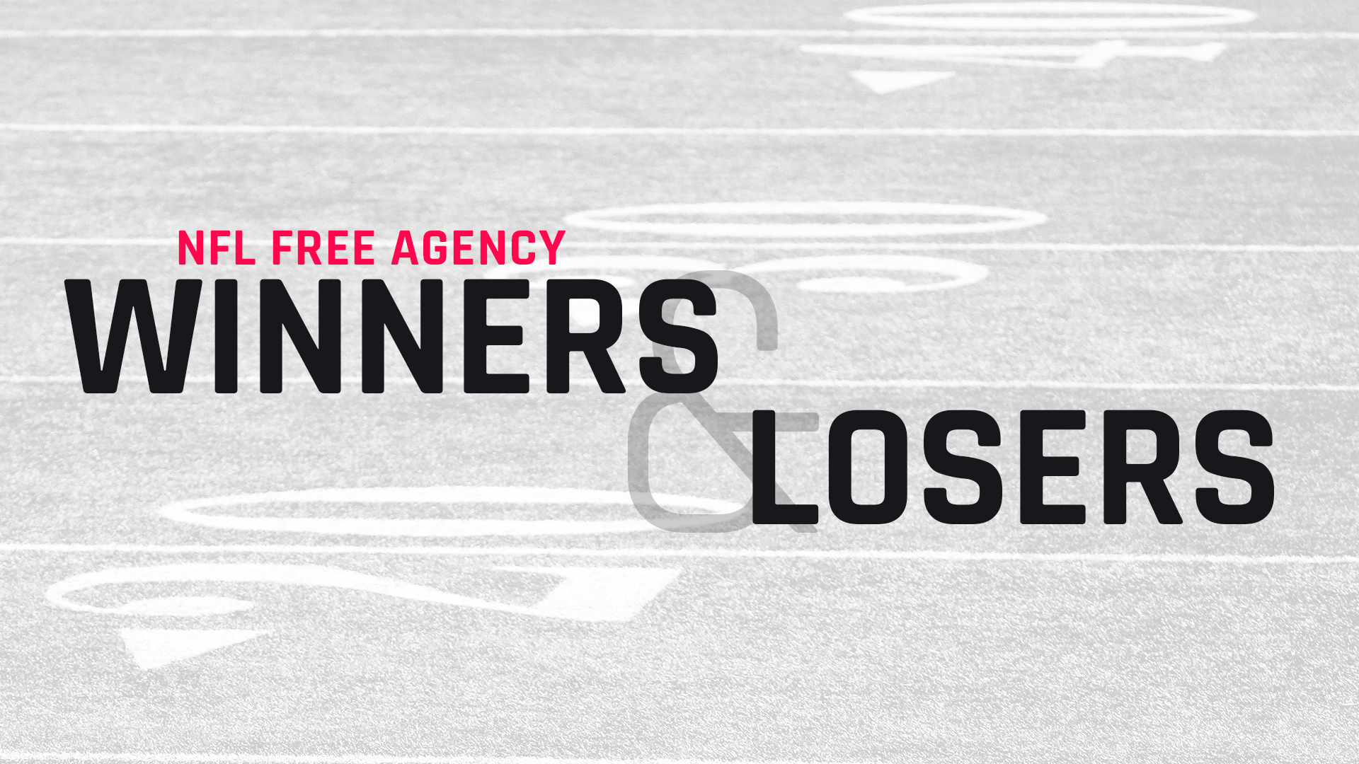 Winning and losing free NFL agencies: Patriots, Bucs, Jets have set the pace;  The Bears settle for the QB fragments after Russell Wilson's trade bustle