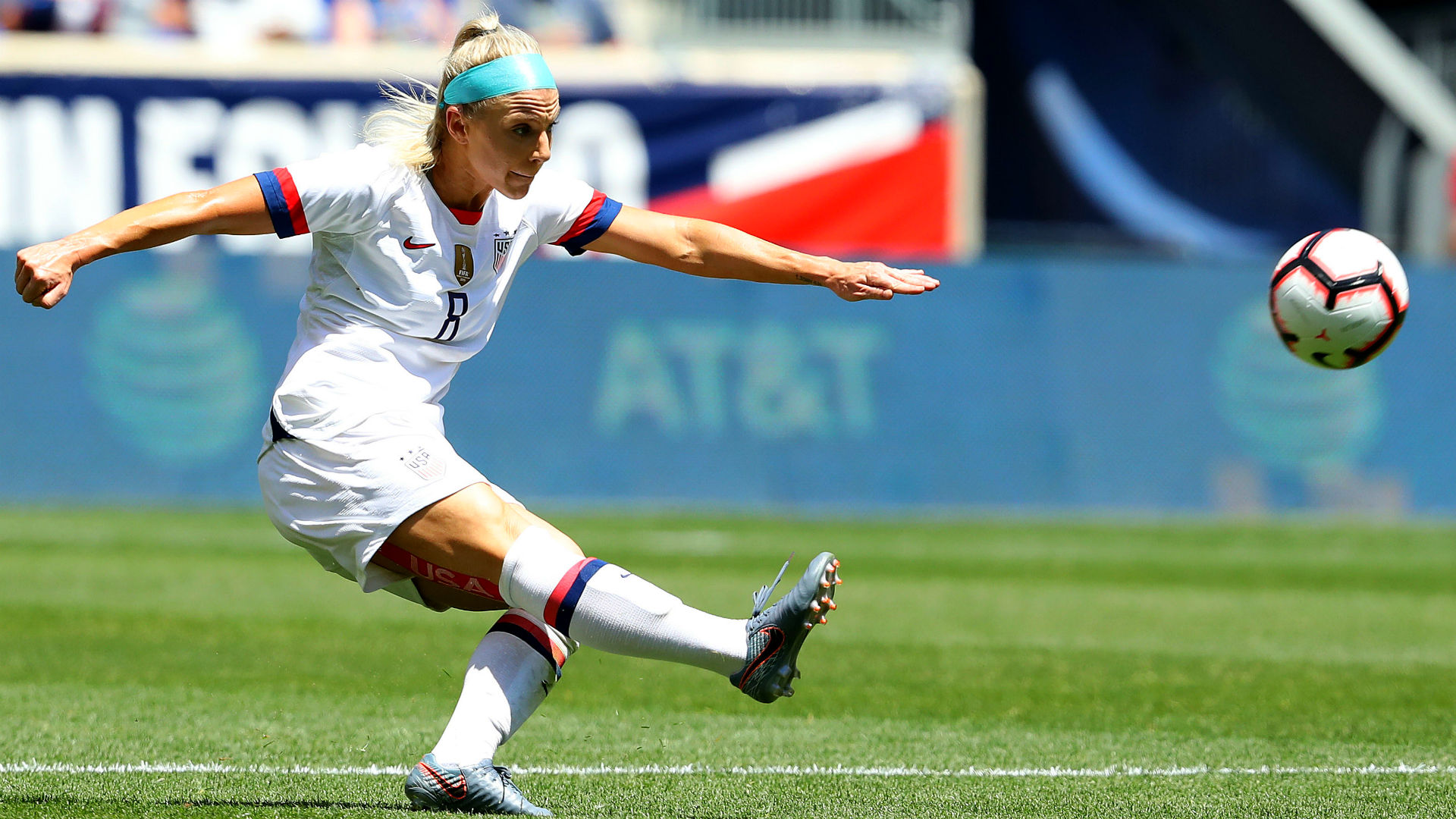 Women's World Cup 2019: Julie Ertz Has Become The USWNT's