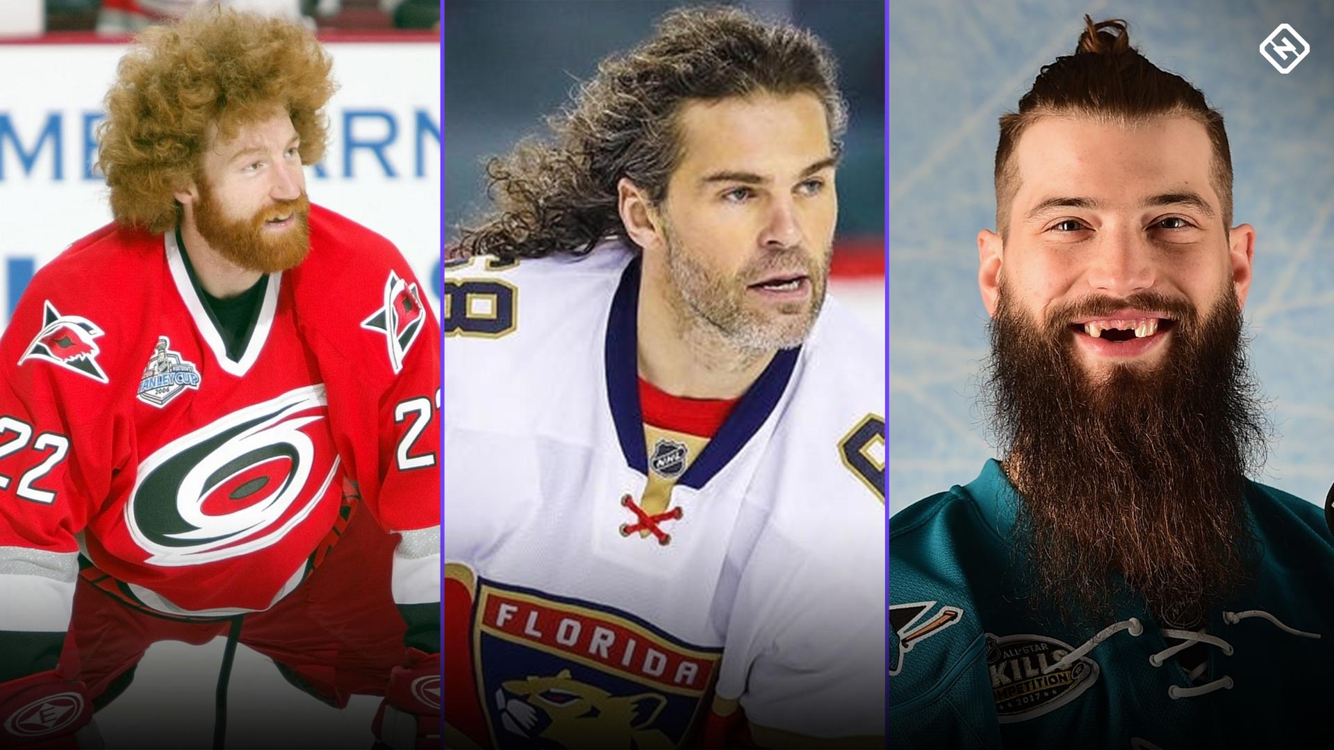 De las quemaduras a Jagr: los diez mejores cortes de pelo en la historia de la NHL 78
