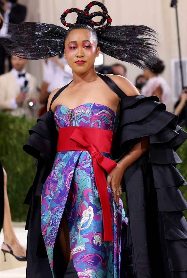 Sports world's best 2021 Met Gala outfits including Serena Williams, Simone Biles