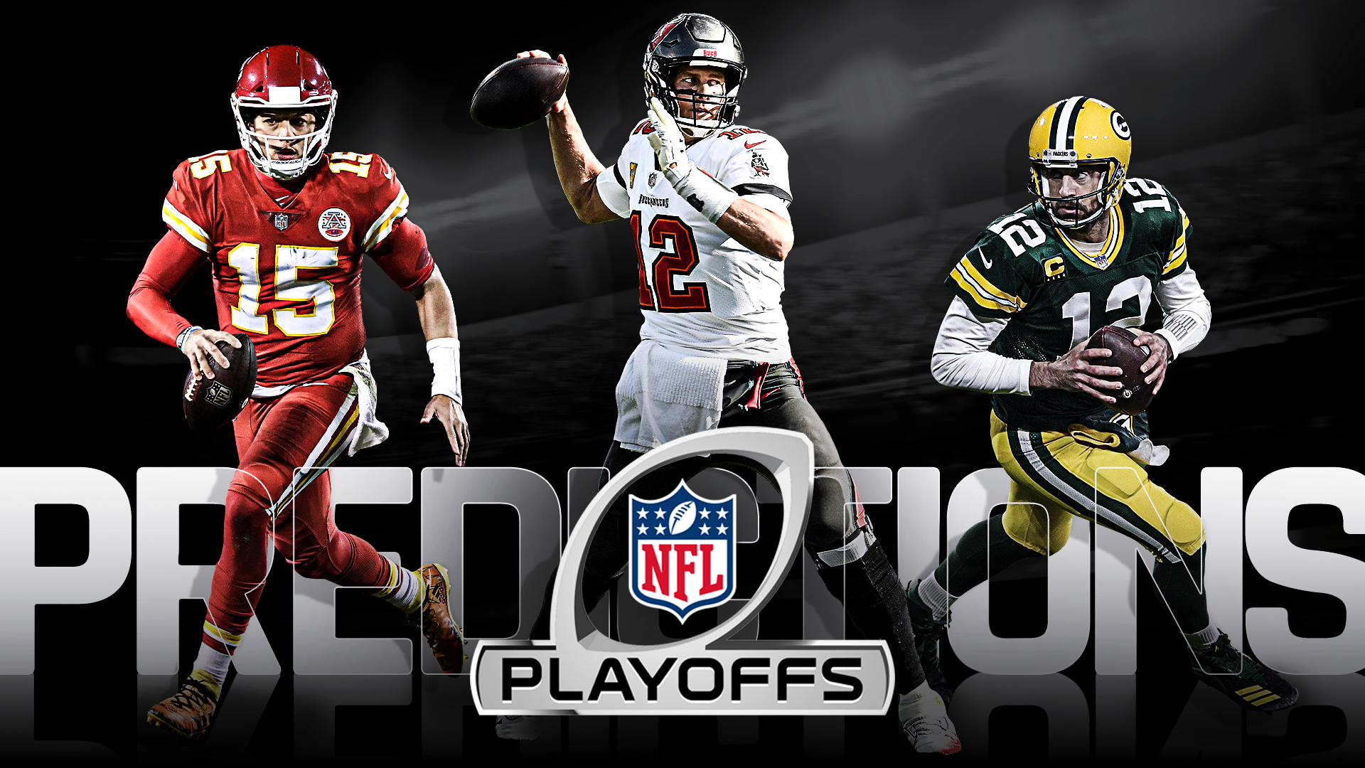 Nfl Playoff Picks Predictions For 2021 Afc Nfc Brackets And Super Bowl 55 Sporting News
