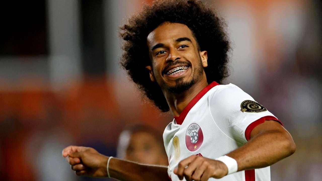 Akram Afif - Qatar - 2021 Gold Cup