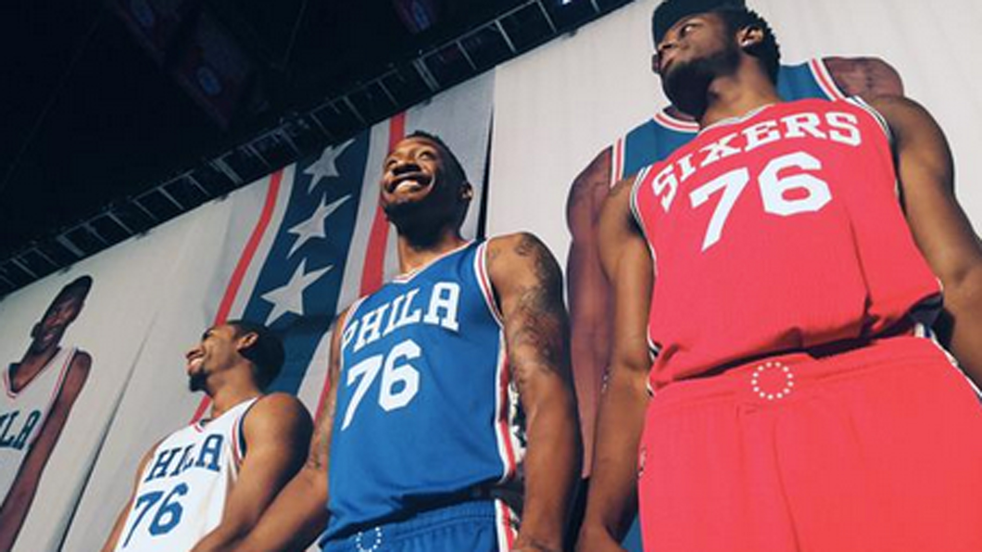 76ers Release New Set Of Team Uniforms Sporting News