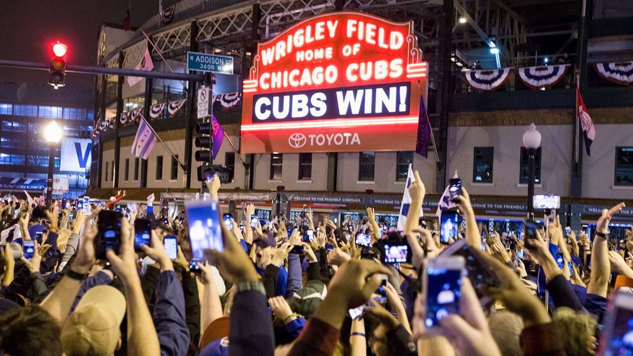 Chicago fans