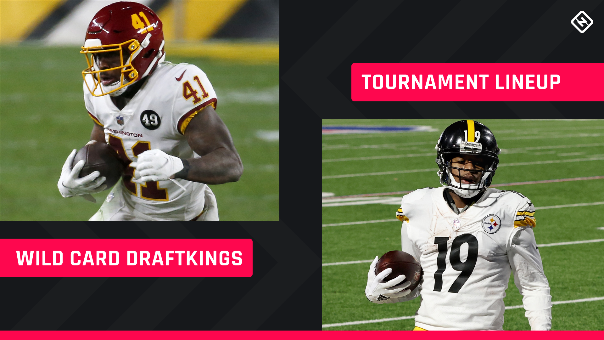 Wild Card DraftKings Picks: NFL DFS lineup advice for daily fantasy football tournaments