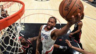 Kawhi Leonard Clippers Raptors