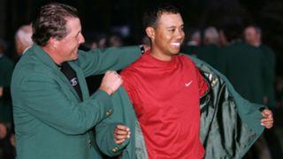 54 Tiger Woods