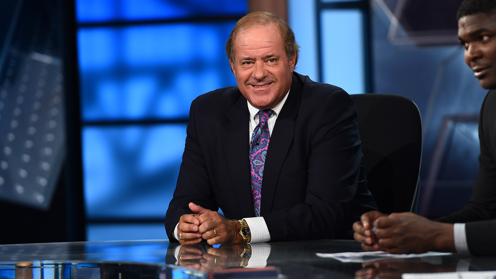 Espn S Chris Berman Opens Up On Losing Nfl Primetime And His Reduced Role Sporting News