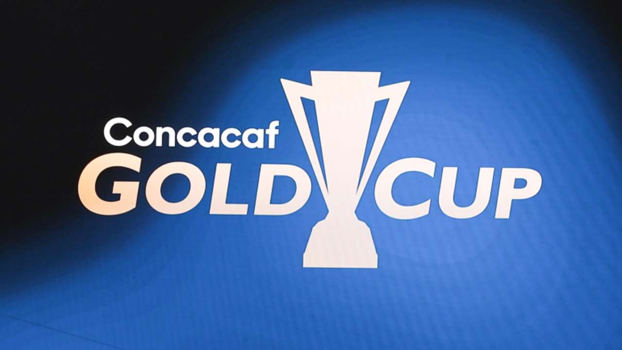 CONCACAF Gold Cup logo - videoboard