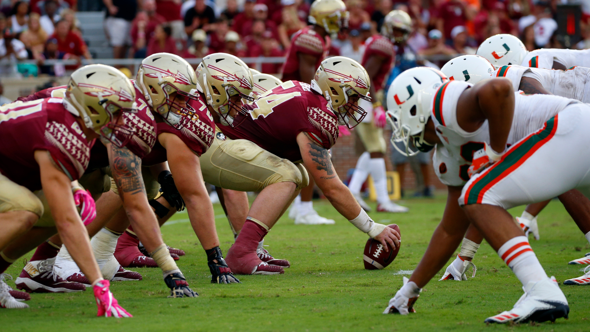What channel is Miami vs. Florida State on today? Time, TV schedule to watch 2020 rivalry game 1