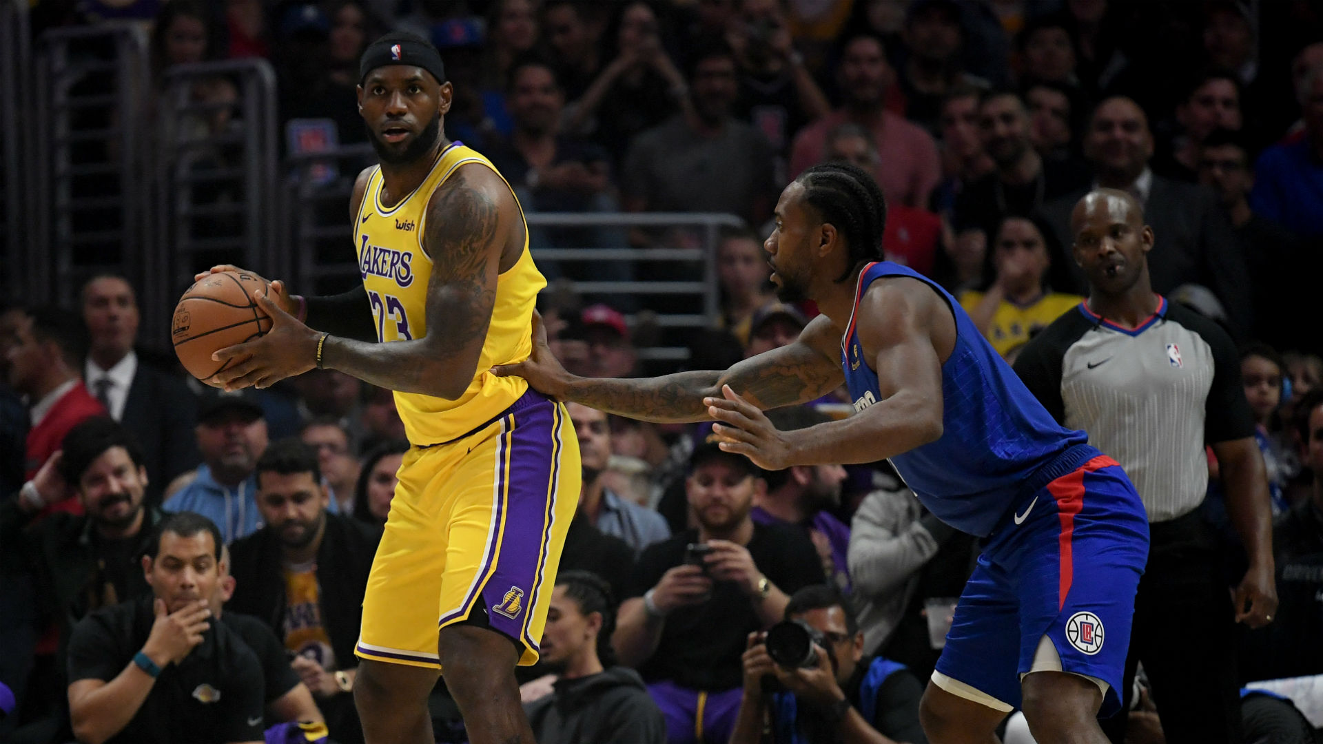 What Channel Is Lakers Vs Clippers On Today Time Tv