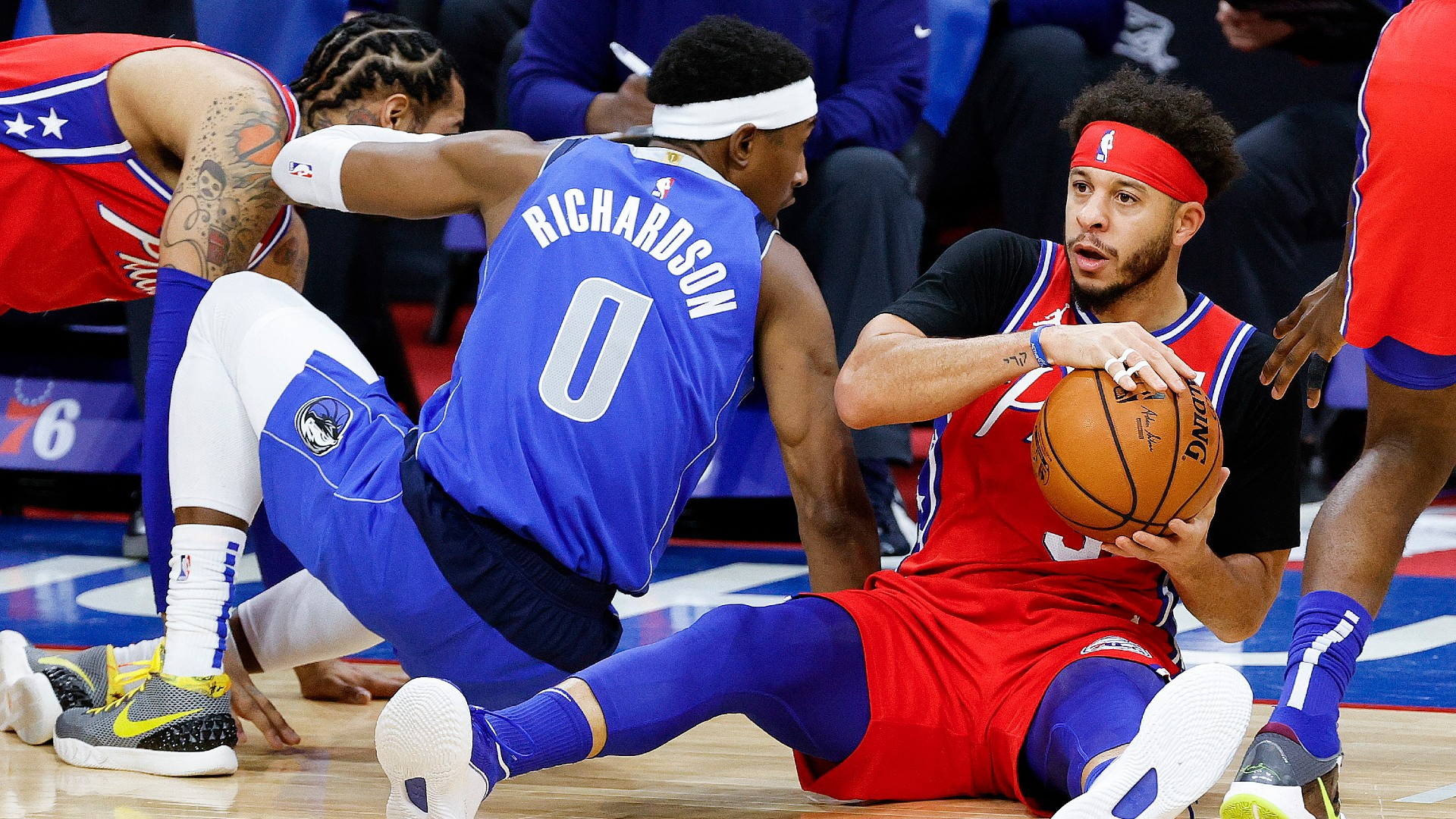 Seth Curry on Mavericks trading him to 76ers: 'They made a bad business decision'