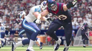 Madden NFL 16 J.J. Watt Held