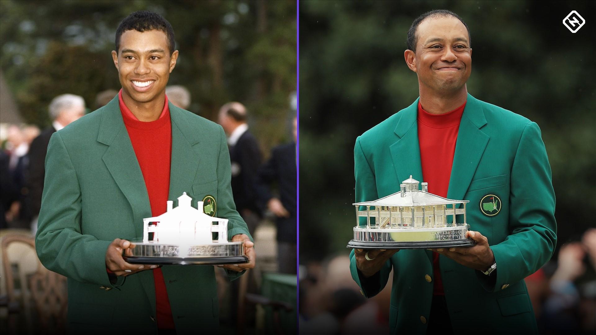 How Many Masters Has Tiger Won