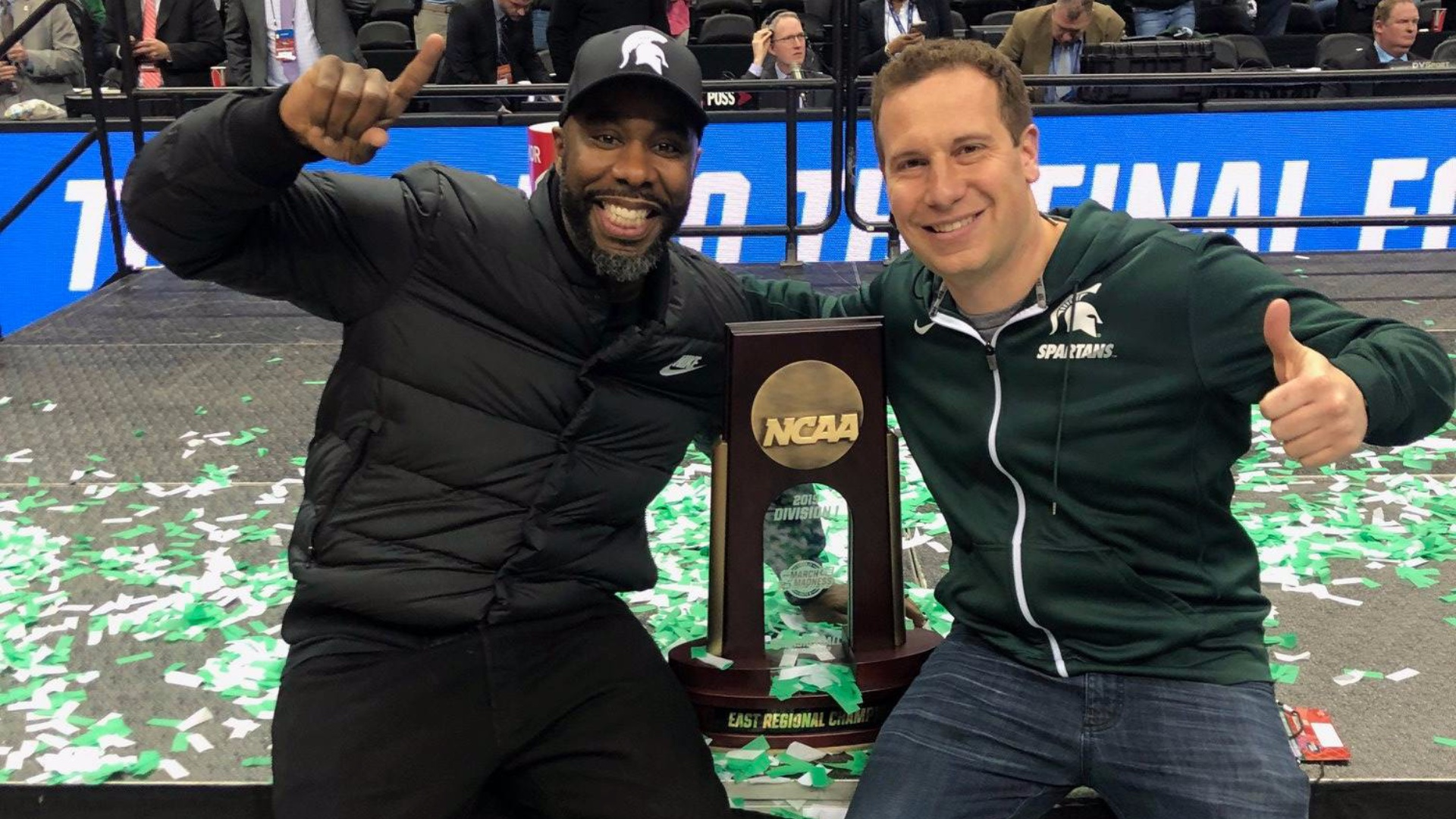 Mat Ishbia is worth billions as coach of his business; he credits lessons learned from Tom Izzo at Michigan State
