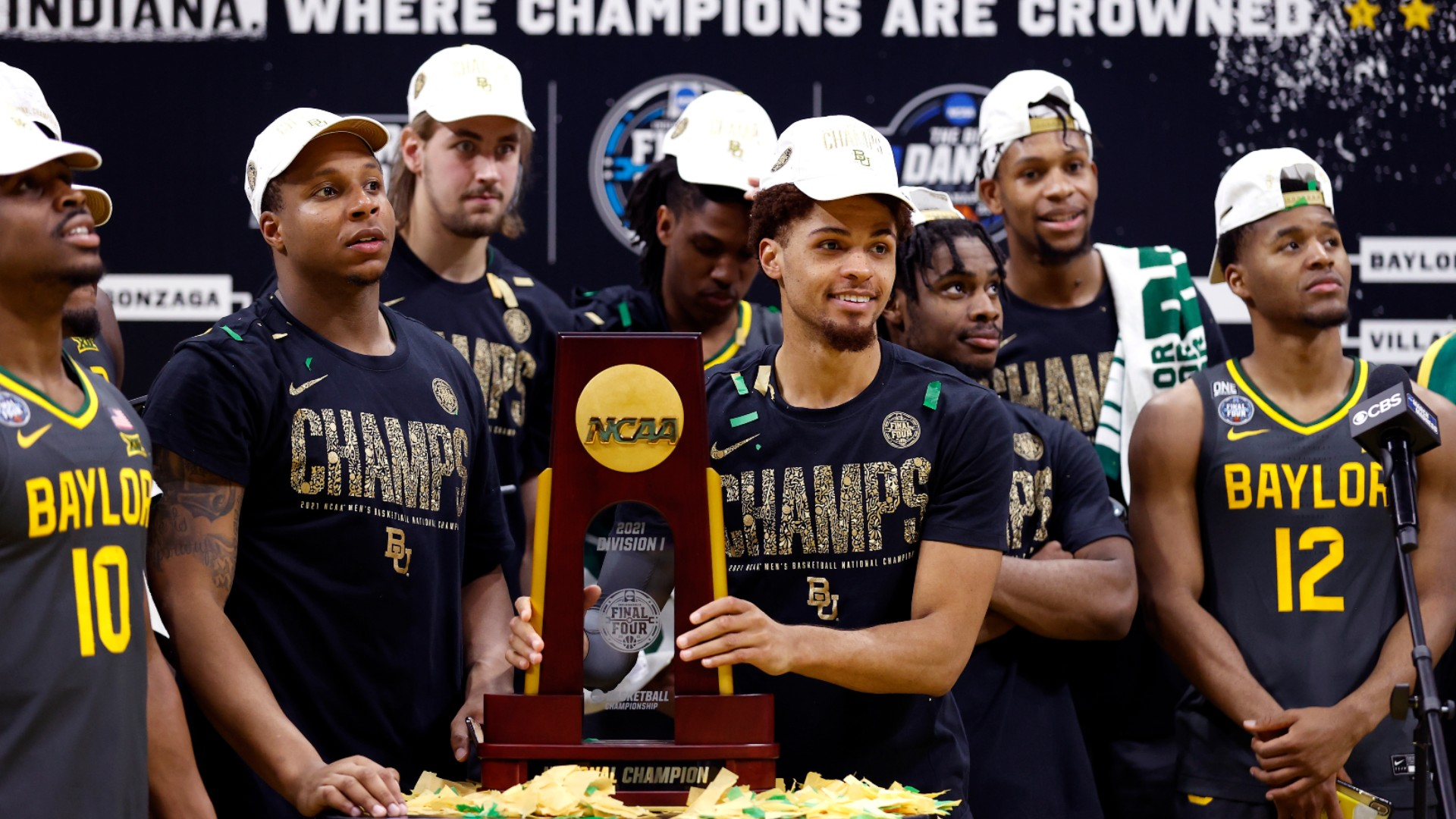 When was the last time your team won a national title in college basketball?