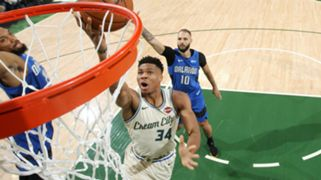 Giannis Antetokounmpo Milwaukee Bucks