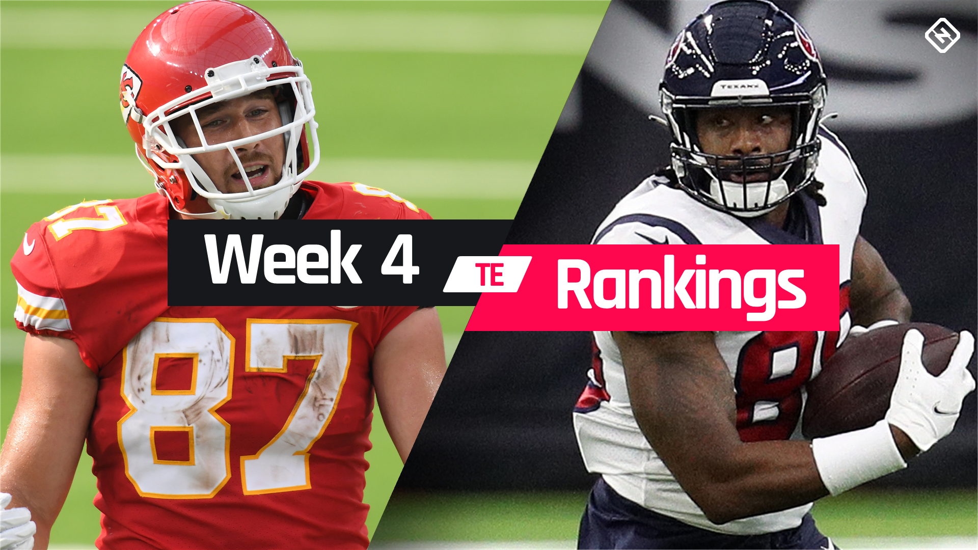Week 4 Fantasy Football Tight End Rankings