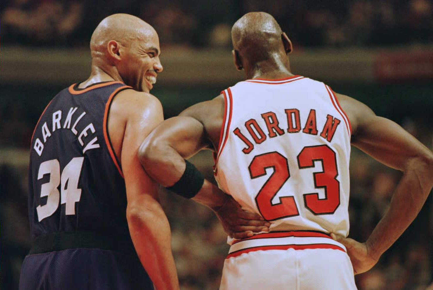 Charles Barkley, Patrick Ewing & the best players Michael Jordan blocked from winning an NBA championship