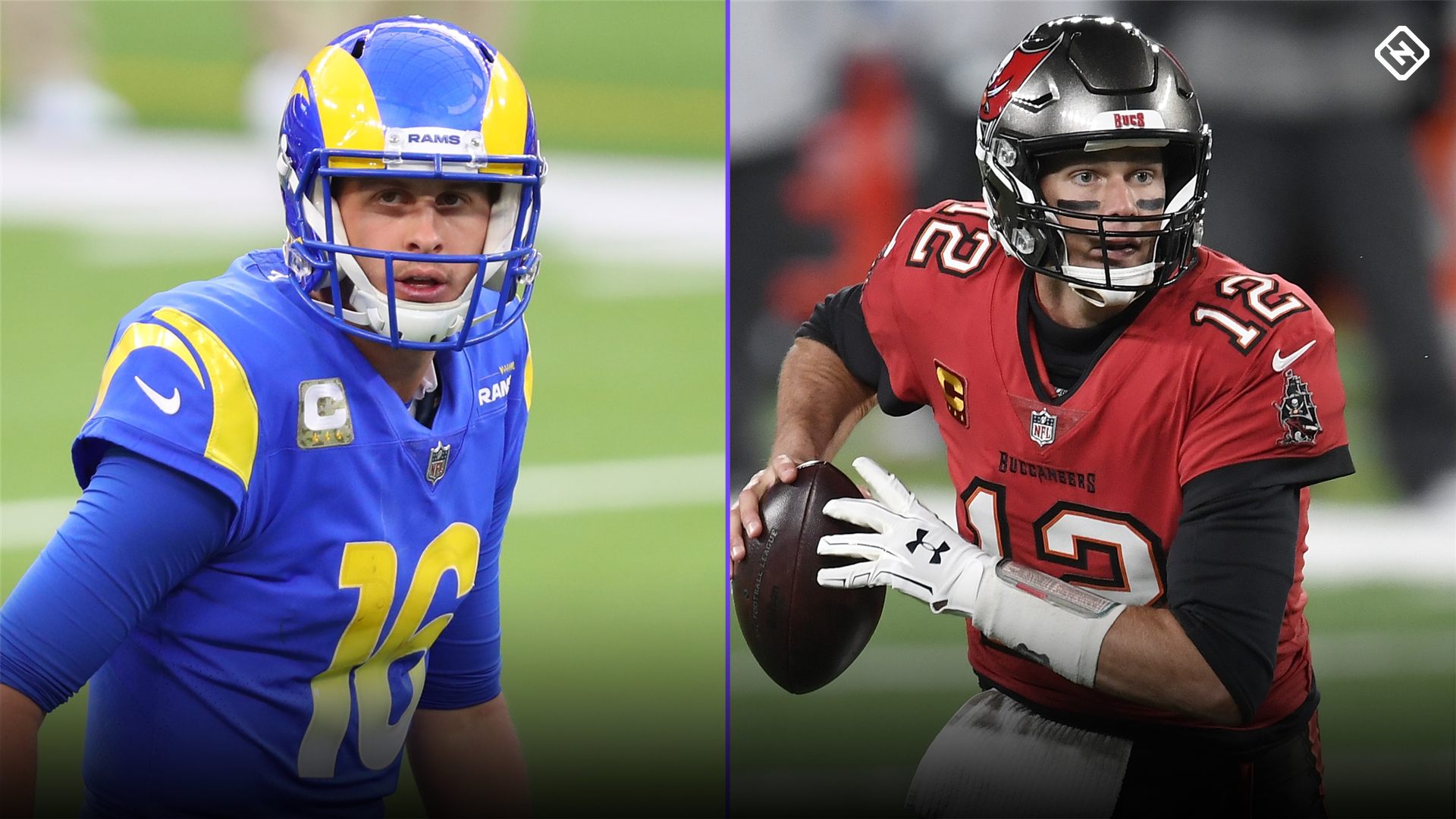 What channel is Rams vs. Buccaneers on today? Schedule, time for 'Monday Night Football' in Week 11 1