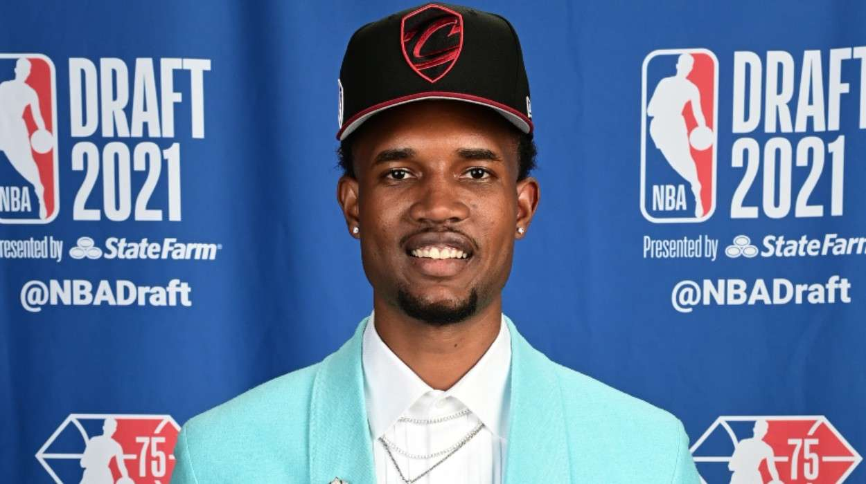 Evan Mobley Cleveland Cavaliers