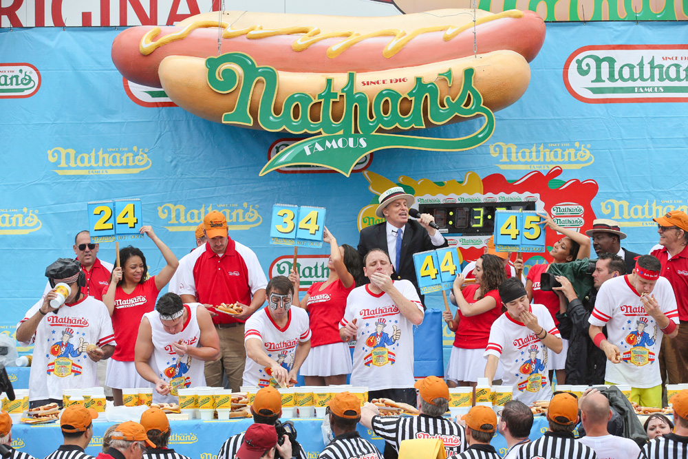 When is Nathan's Hot Dog Eating Contest? Date, time, how to watch ...