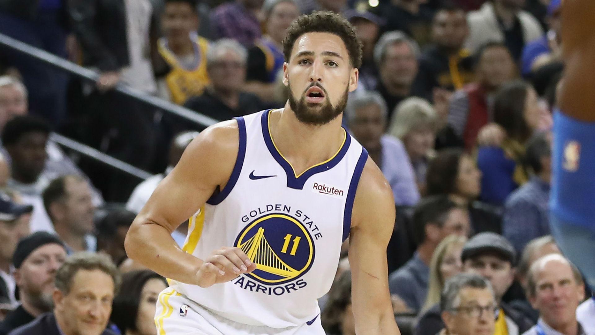 Klay Thompson injury update: Warriors ...