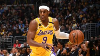 Rajon Rondo Los Angeles Lakers