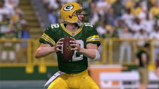 Madden NFL 17 Aaron Rodgers